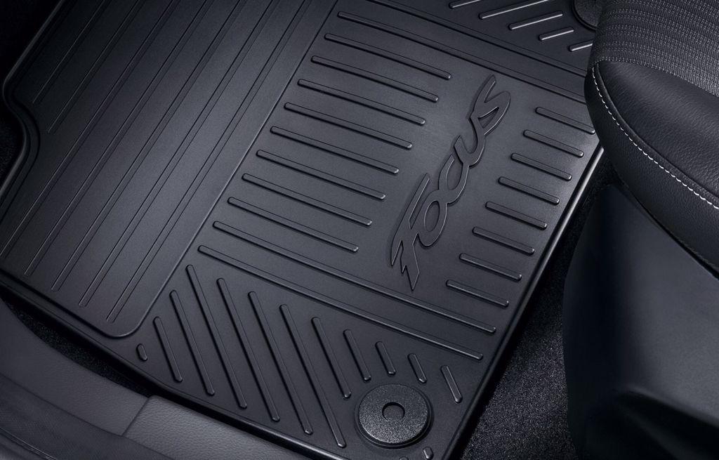 Ford accessoires vloermatten