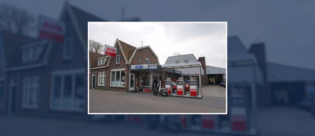 Ford garage Automobielbedrijf Stoof in Vinkeveen