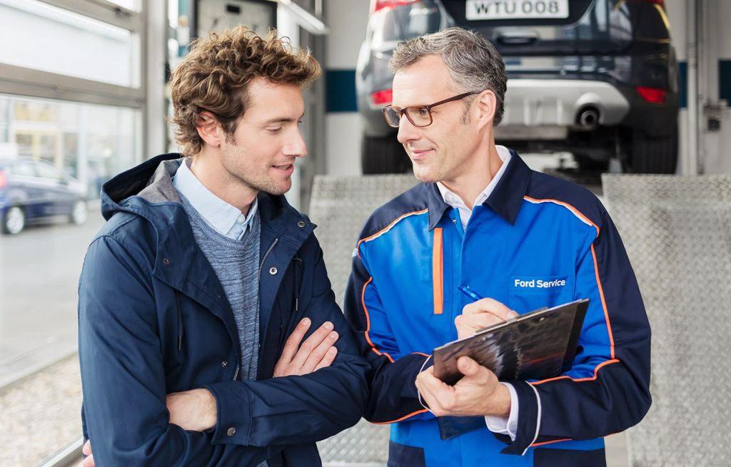 Ford Economy Service auto service