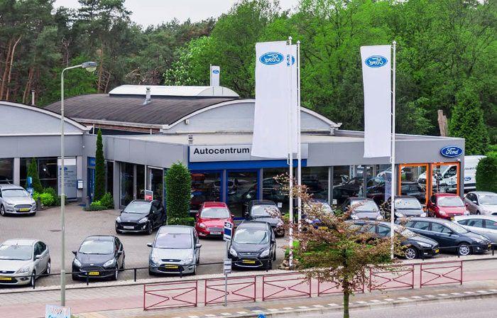 Autocentrum Gennep erkend Ford Reparateur