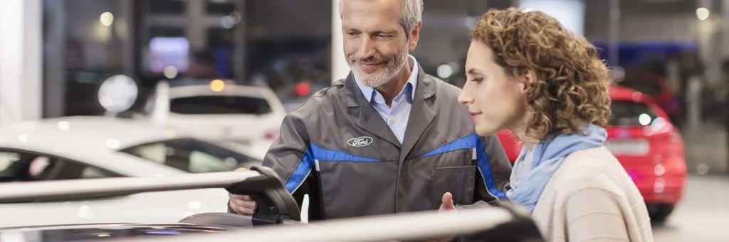 Ford Accessoires per model