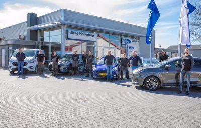 Autobedrijf Jitze Hoogterp in Oosterwolde biedt speciale tussenbeurt