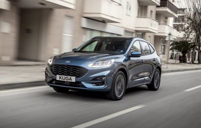 Met Ford connected car-technologie krijg je direct waarschuwingen op je scherm