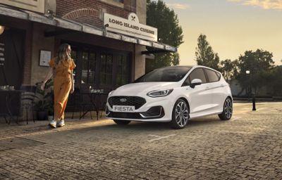 Ford presenteert de nieuwe Fiesta