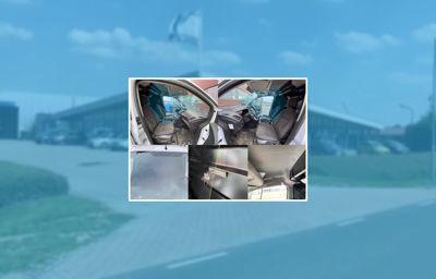 Ford Misker helpt met het veilig maken van uw bedrijfswagens voor de rijder en bijrijder.