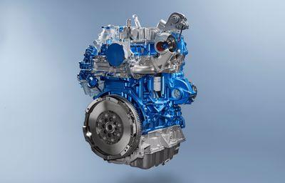 Baanbrekende Ford EcoBlue-dieselmotor