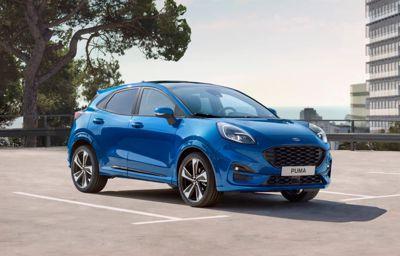 Ford onthult volledig nieuwe Puma