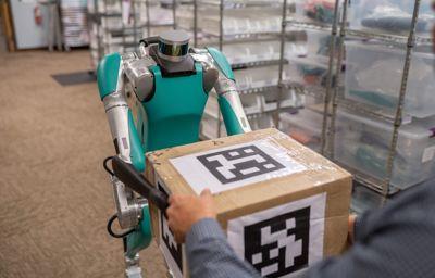 Ford koopt eerste Digit robots