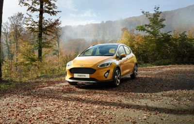 Nieuwe Fiesta Active First Edition - Binnenkort beschikbaar