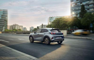 Ford onthult de luxe en innovatieve Puma Titanium X
