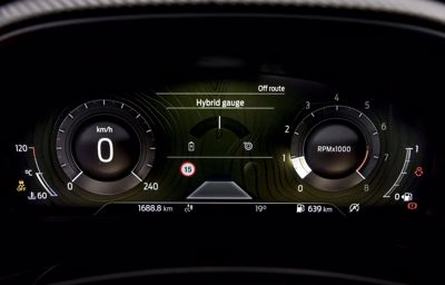 Nieuwe 7-traps automaat op Ford EcoBoost Hybrid modellen