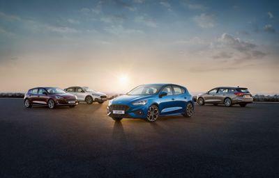 Ford onthult volledig nieuwe Focus