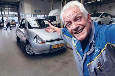 Ford Economy Service - Welcome Check voor kopers van een gebruikte Ford