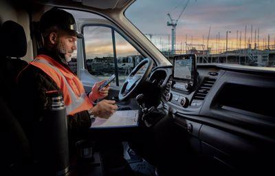 Ford Telematics vanaf nu merkonafhankelijk: aanvullende Drive-app biedt wagenparkbeheerders sneller en efficiënter inzicht