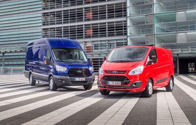 Ford Transit best verkochte bestelauto ter wereld
