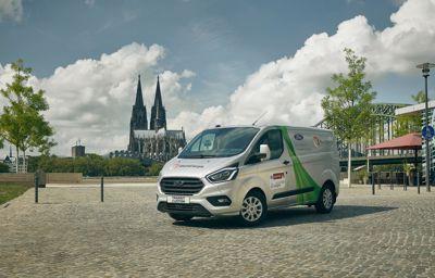 Blockchain, dynamische geofencing en plug-in hybride bedrijfswagens verbeterd luchtkwaliteit in de binnensteden