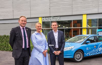 Ford opent Smart Mobility Innovation Office in Londen