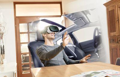 Virtual Reality van Ford maakt 24/7 shoppen mogelijk