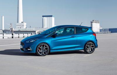 Nieuwe Ford Fiesta ST eerste auto met 200 pk driecilinder EcoBoost-motor