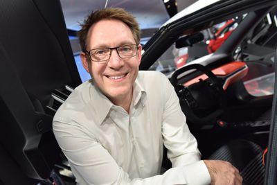 Nederlander benoemd tot Director of Design, Ford Europa