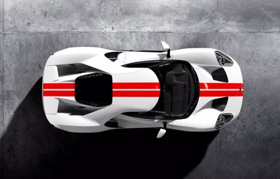 Productie Ford GT supercar verlengd met twee jaar