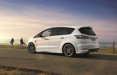 Introductie van de nieuwe Ford S-MAX ST-Line