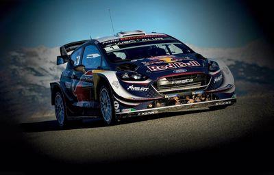 Ford Fiesta wint rally van Monte Carlo!