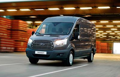 Ford Transit voor tweede keer uitgeroepen tot Bestelauto van het Jaar