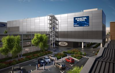 Ford bouwt fabriek in Niehl om tot Cologne Electrification Center