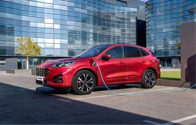 Nieuwe Ford Kuga ontvangt maximale score in Euro NCAP veiligheidstest