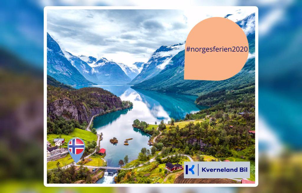 #Norgesferien2020 - Kverneland Bil
