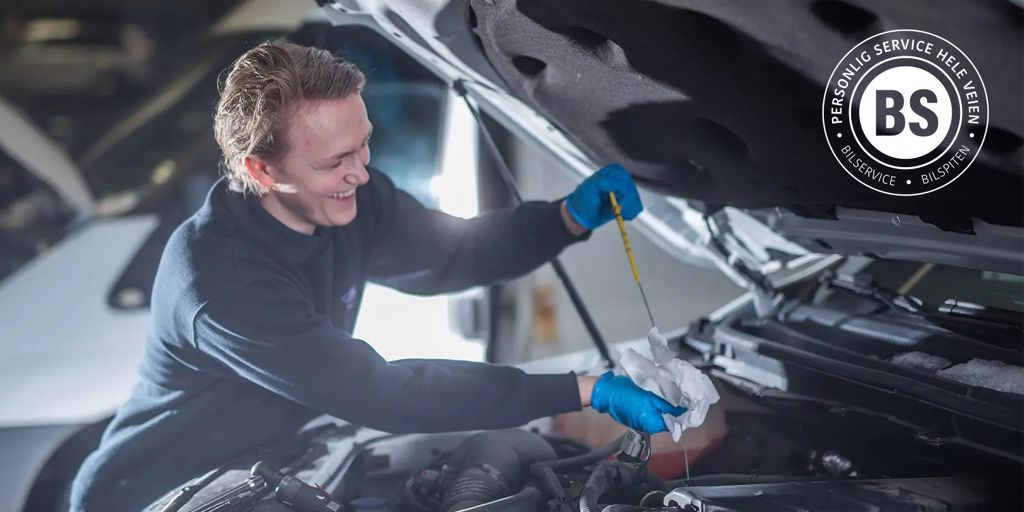 Bilservice - Personlig service