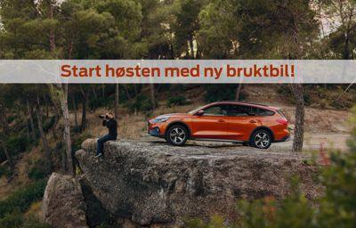 Start høsten med ny bruktbil