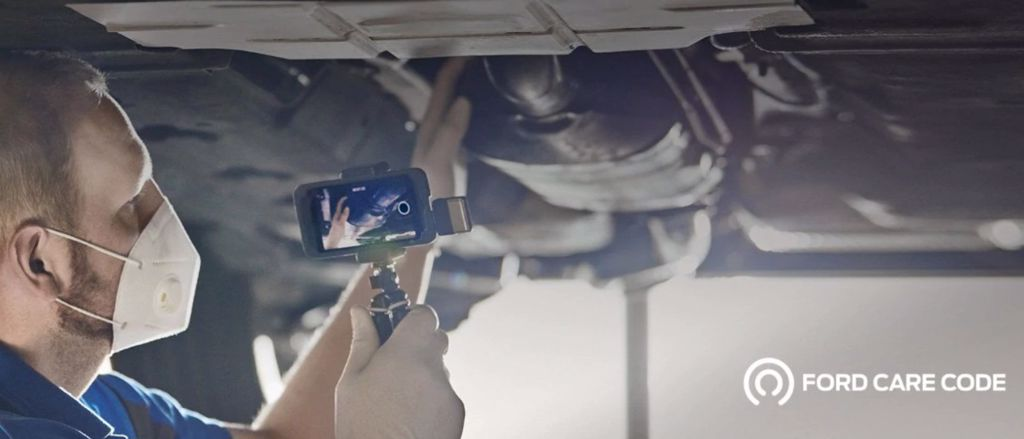 Nyhet! Ford Video Check