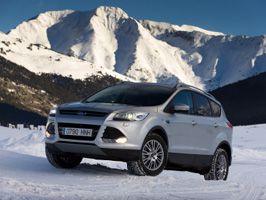Ford dominerer Euro NCAP's Best-i-klassen-priser i 2012
