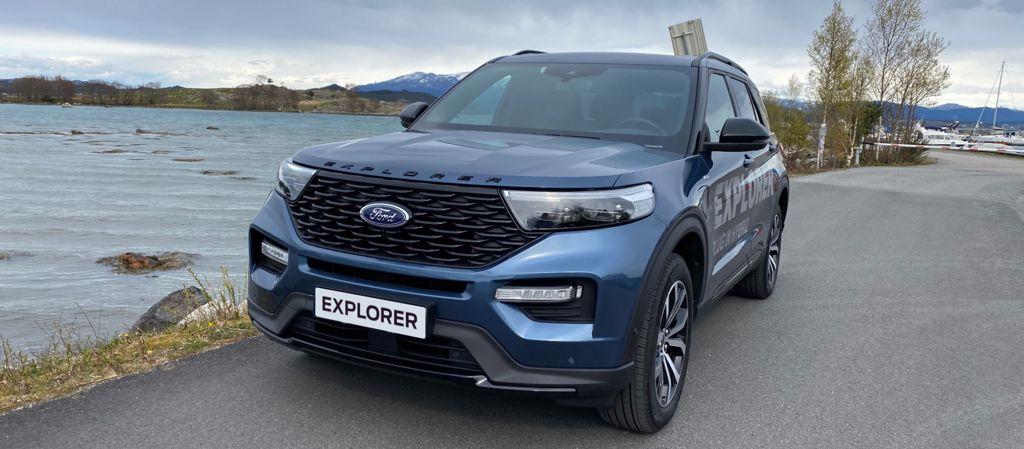 Sunnhordland Bil - Ford Explorer