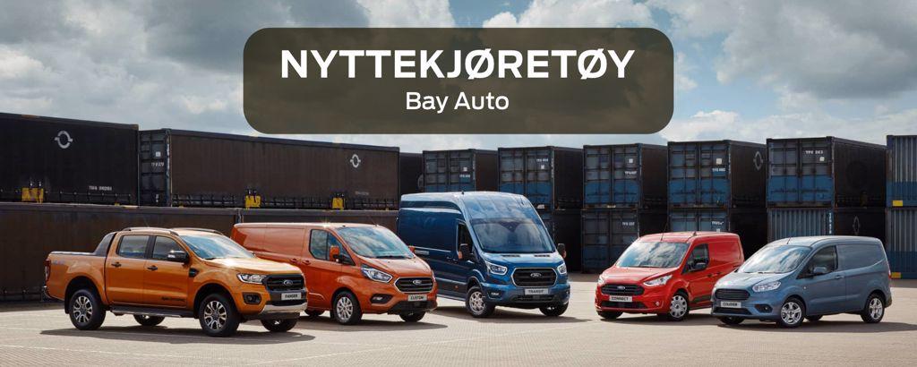 Ford firmabil hos BayAuto