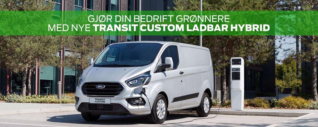 Ford Transit Custom hos BayAuto