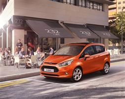Ford viser nye B-MAX i Genève