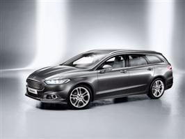Ny Ford Mondeo med utvidet parkeringsassistanse, elektrisk
