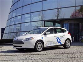 Ford vil tilby tre elektrifiserte kjøretøy i Europa innen u
