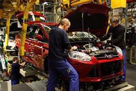 Ford Focus er verdens mest solgte bilmodell.