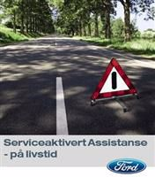 Ford tilbyr Ford Assistanse på livstid!