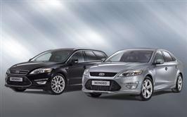 Ford feirer 20-årsdag for Mondeo - over 4,5 millioner solgt