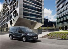 Ny 9-seter fra Ford. Tourneo Custom Concept får global debu