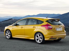 Ford Focus er verdens mest solgte bilmodell