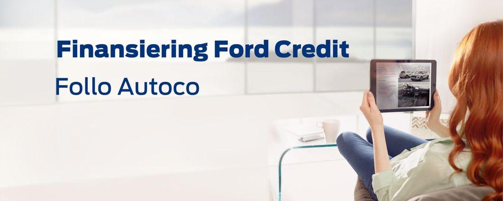 Ford finansiering hos Follo Autoco