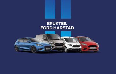 Hvorfor velge bruktbil hos Ford Harstad?