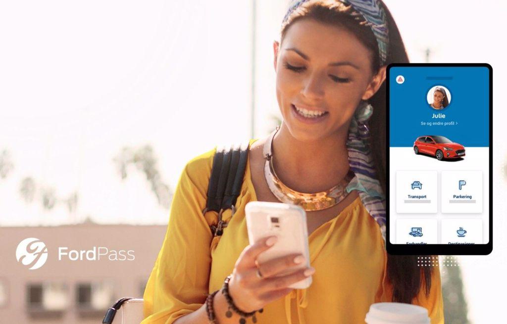 FordPass - din nøkkel til smart mobilitet.