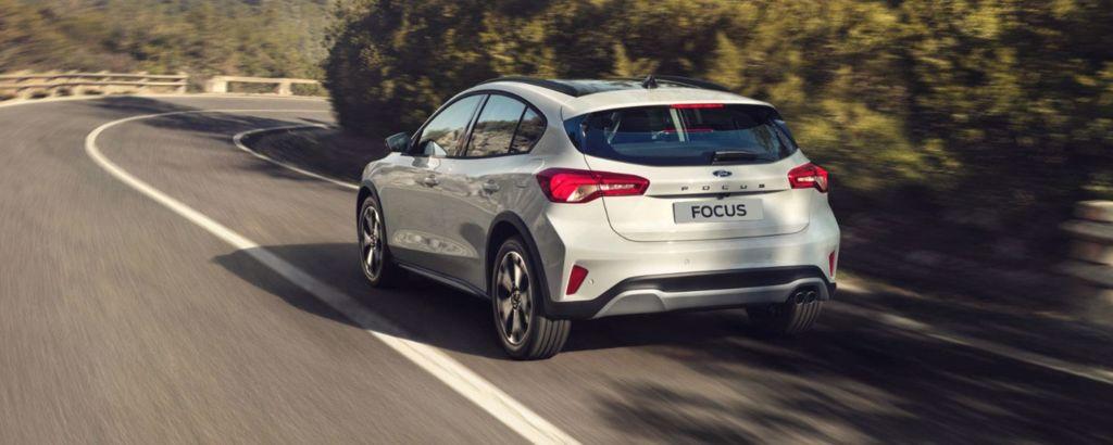 Biltunet Voss - Ford